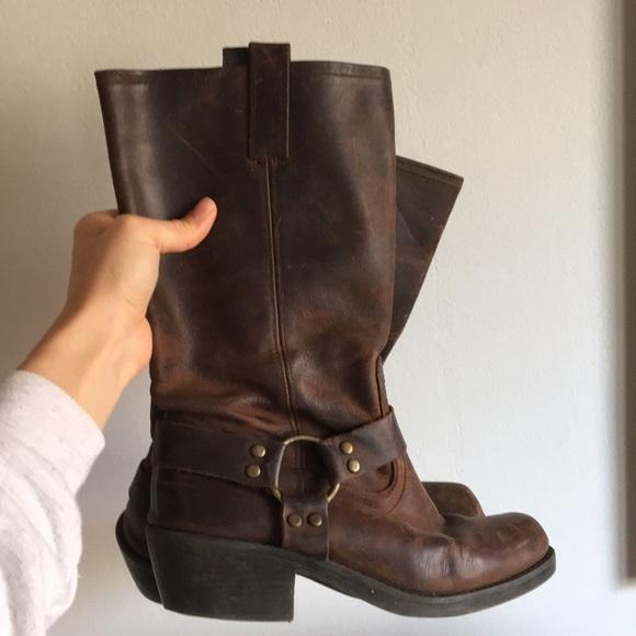 9b0ce4f20cd Mossimo Katherine engineer boot (mock Frye)